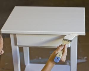 Ikea Hemnes nightstand hack