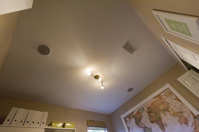 Recessed Lighting Upgrade : Recessed office lighting upgrade jenna sue design