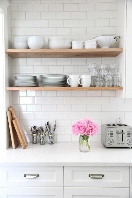 Kitchen Chronicles A Diy Subway Tile Backsplash Part 1