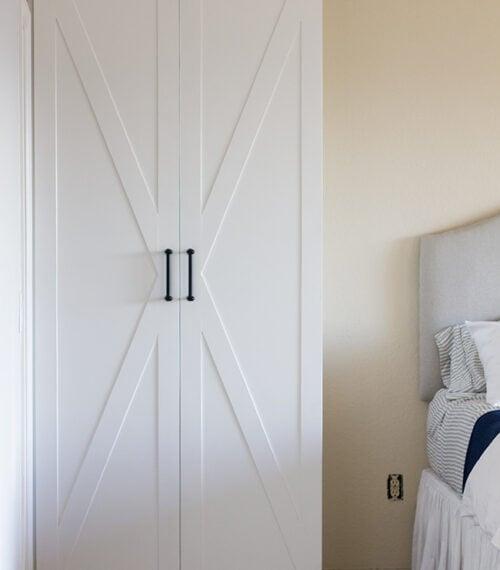 Ikea pax wardrobe hack