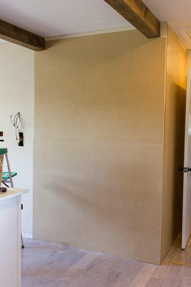Master Makeover Diy Paneled Wall Jenna Sue Design Blog