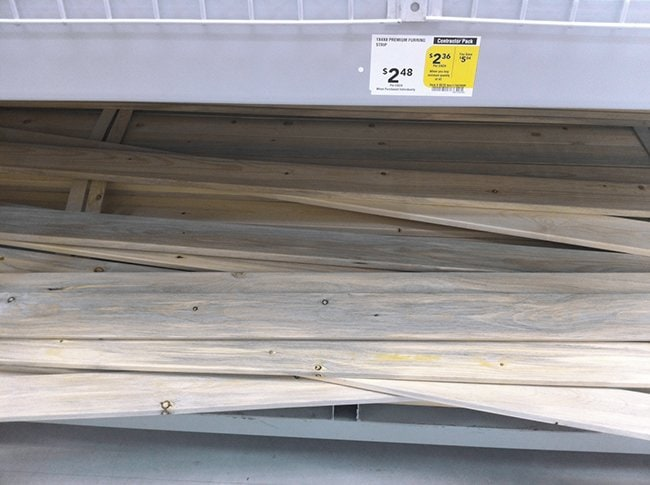 My 5 best tips for buying wood at Lowe's   Jenna Sue Design Blog