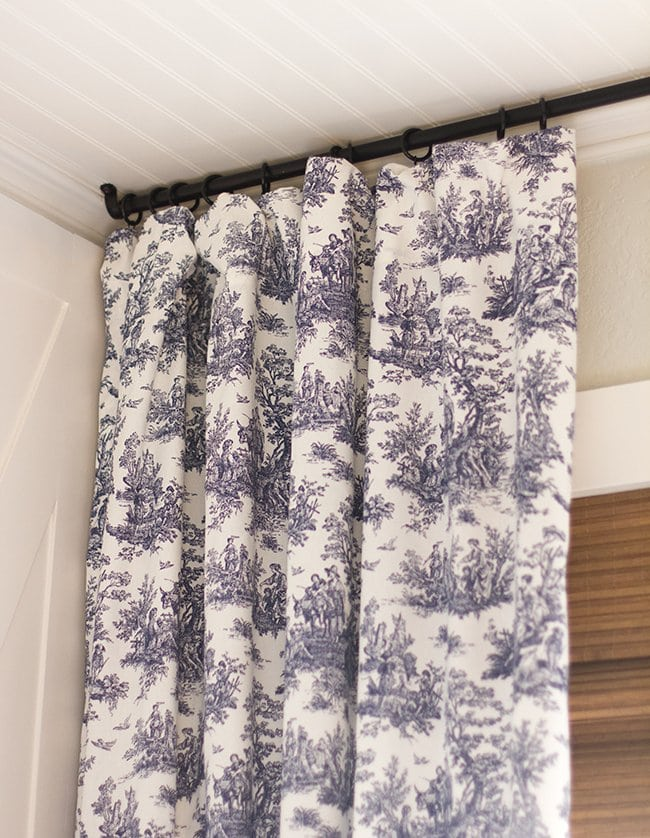 Master makeover new curtains diy 12 rod jenna sue design blog solutioingenieria Images