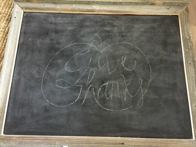 easy chalkboard lettering tutorial free fall template jenna sue