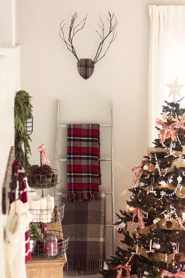 Christmas Home Tour Part 1   Jenna Sue Design Blog