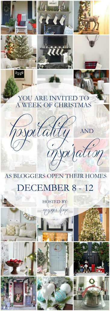 Christmas Home Tour Graphic