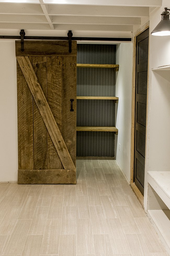 And That S The Story Of Our Perfectly Imperfect Rustic Diy Real Barn Door