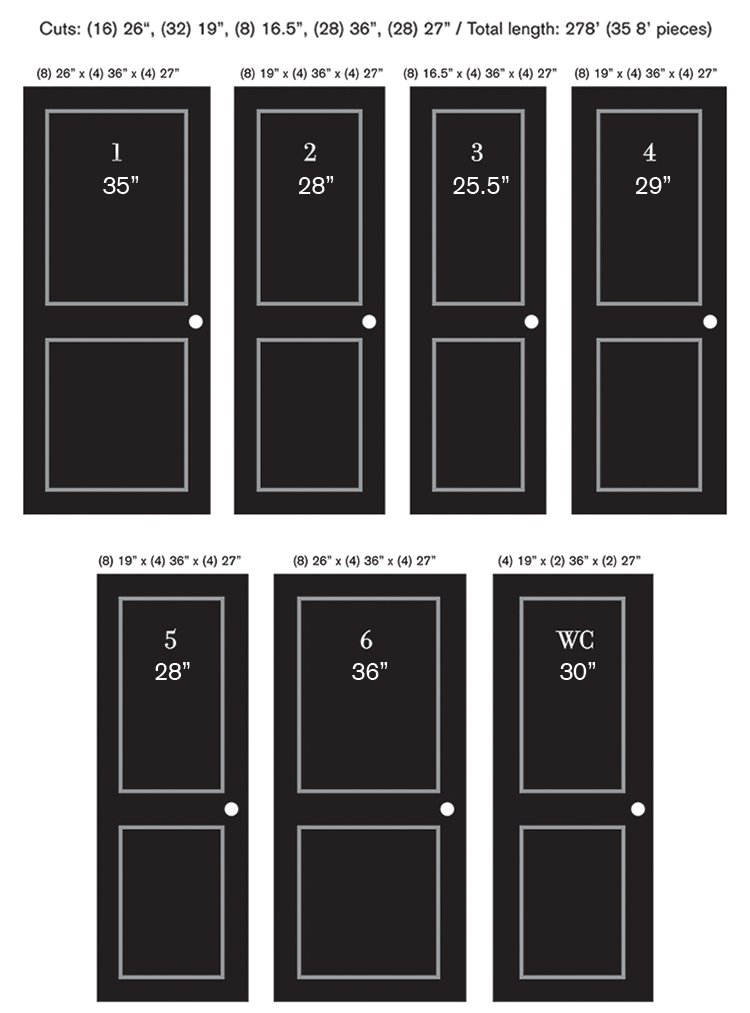 doorsizes