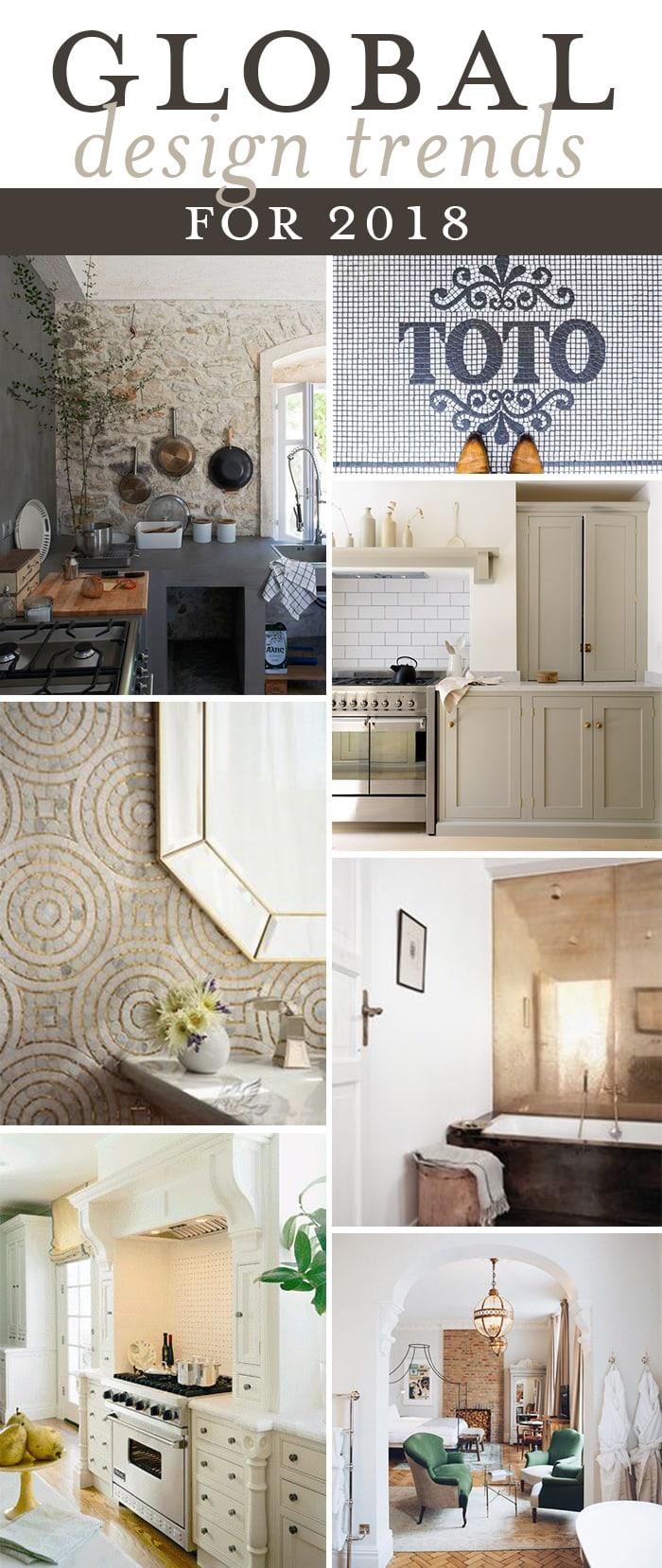 Astounding My Top 10 Design Trends For 2018 Jenna Sue Design Blog Home Interior And Landscaping Ologienasavecom