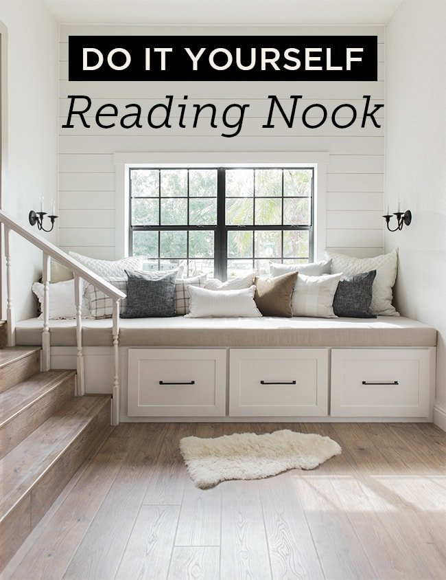 Fine Diy Window Bench Seat Reading Nook Jenna Sue Design Blog Gmtry Best Dining Table And Chair Ideas Images Gmtryco