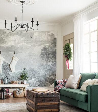 riverside retreat living room