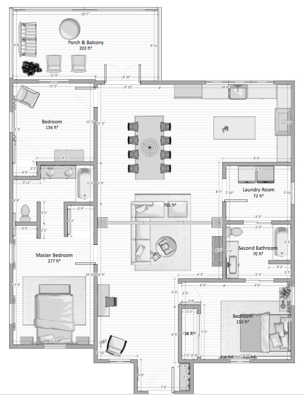 the heights house kitchen plans jenna sue design blog rh blog jennasuedesign com house plans kitchen in middle house plans kitchen in middle