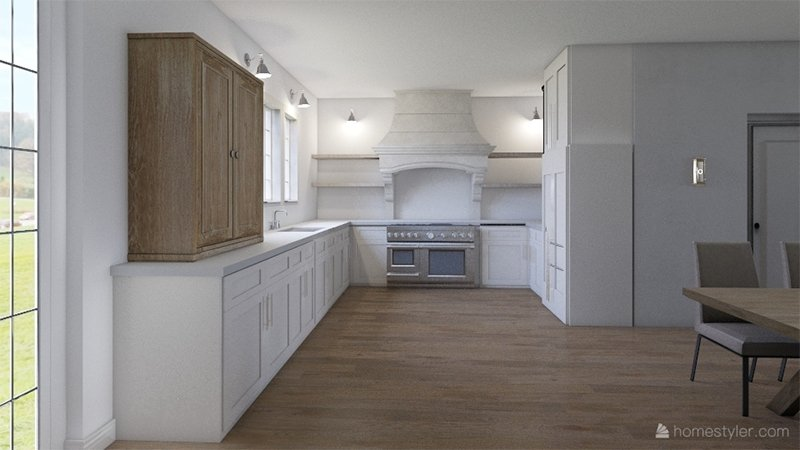 The Heights House Kitchen Plans
