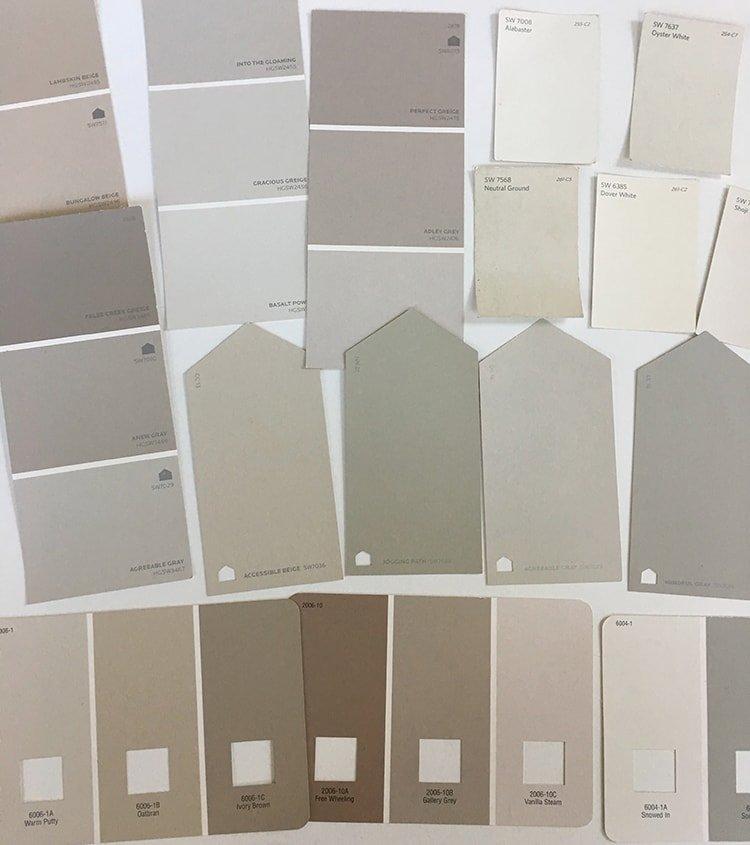 Heights House Paint Colors Jenna Sue Design Blog