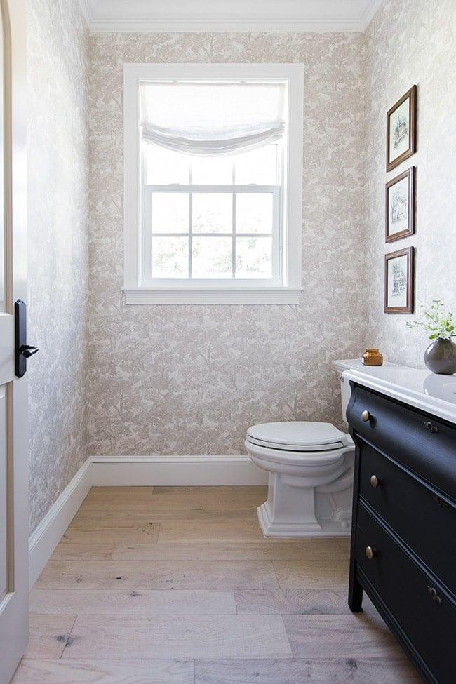 heights house powder bath