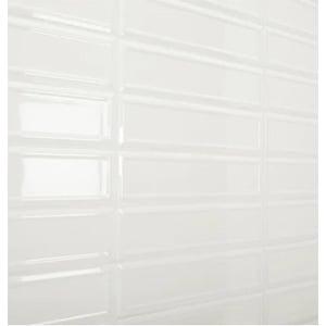 3x12 White Tile