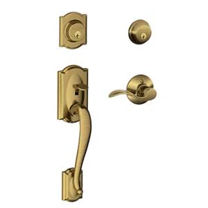 Brass Exterior Handles