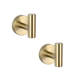 Brass Towel Hooks