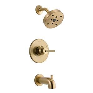 gold Shower Faucet