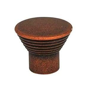 copper cabinet knob