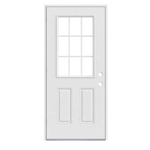 JeldWen Glass Door