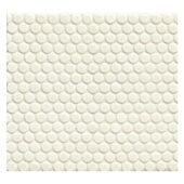 White Penny Tile