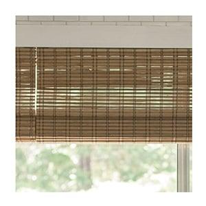 woven bamboo shades