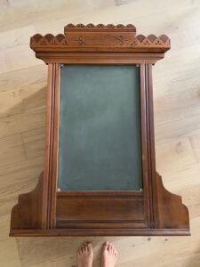 diy antique chalkboard