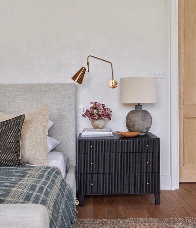 amber interiors fluted dresser