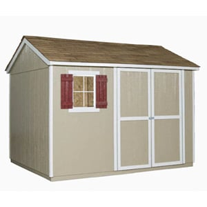 8 x 10 shed