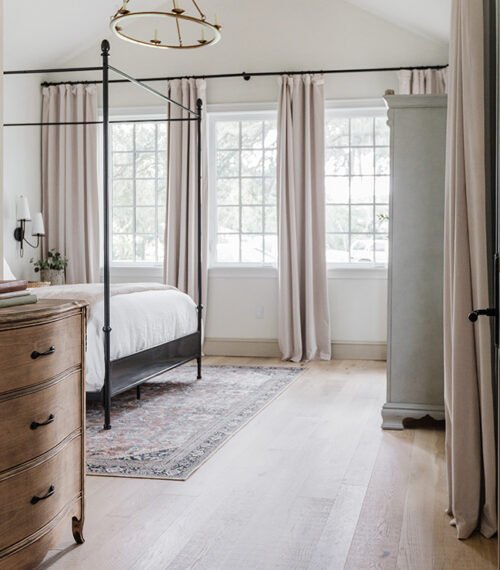 fall bedroom decorating