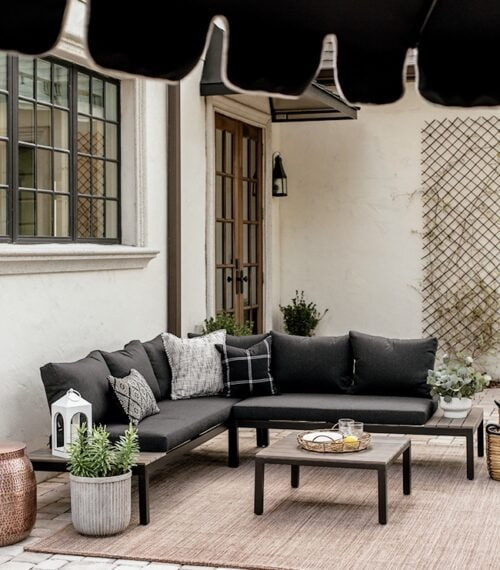 budget outdoor furniture